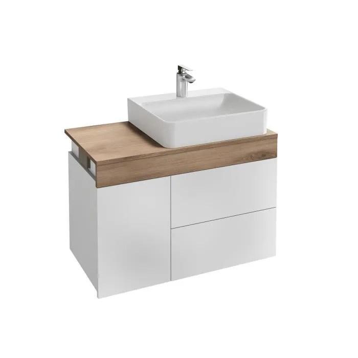 meubles salle de bain vasque a poser