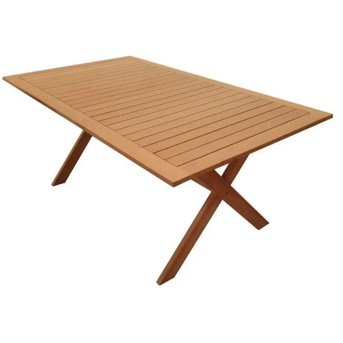 table de jardin pliante 6 personnes table 180x10