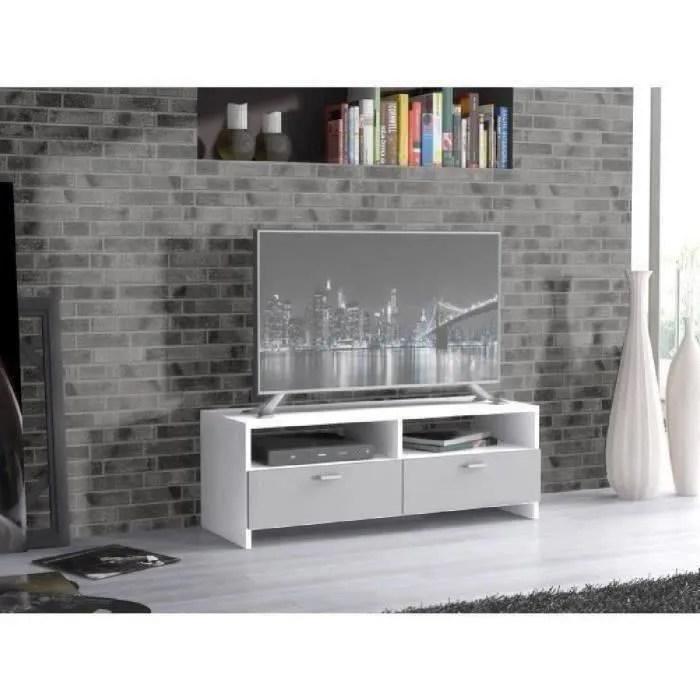 meuble tv petite largeur