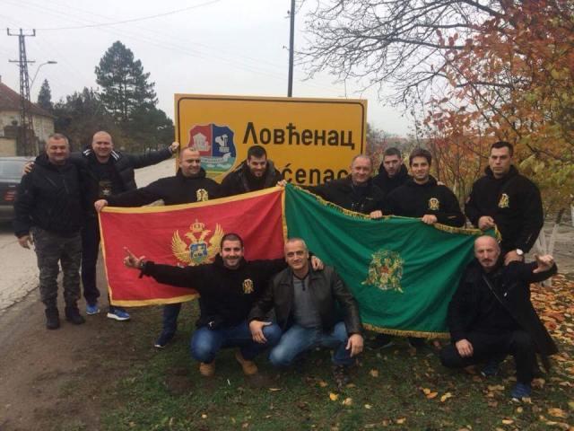 Grupa navijača reprezentacije obišla crnogorsku dijasporu u Lovćencu - CdM
