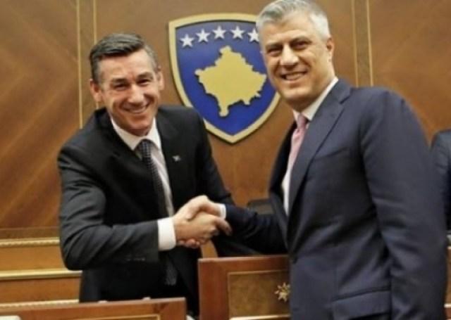 Kadri Veseli i Hashim Thaci