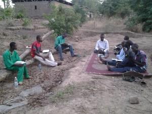Portable Bible School