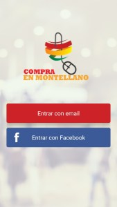 aplicacion movil compra en Montellano