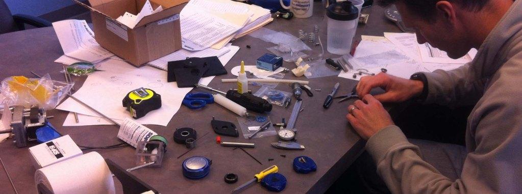 Mechanical engineering at CDN.
