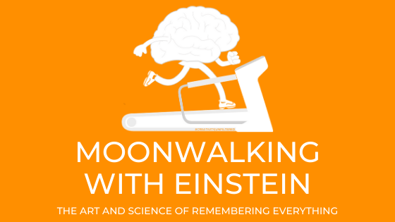Creativity | Unfiltered: Moonwalking with Einstein