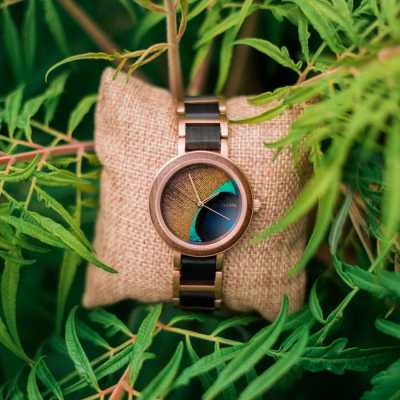 Holzkern Wood Watches | The True Colors Collection