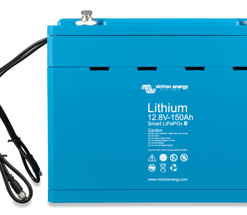 LiFePO4 Battery 12.8V 150Ah Smart