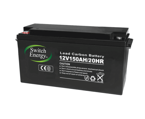 Batteries - AGM, Flooded, Lead Carbon, & Lithium