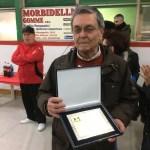 Trofeo di Bocce al Centro Bocciofilo di Castelverde e consegna targa per un cittadino che si e' distinto per la disponibilità e la dedizione verso il quartiere di Castelverde