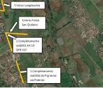 Completamento Viabilità Castelverde  Lunghezzina 1-2