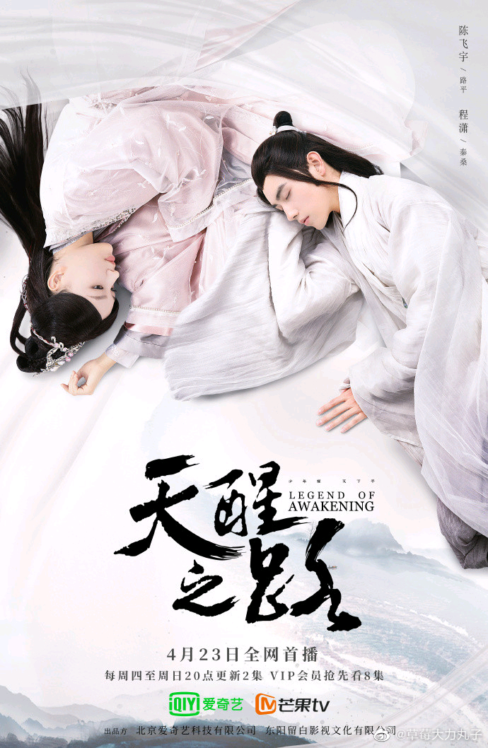 Legend Of Awakening Poster