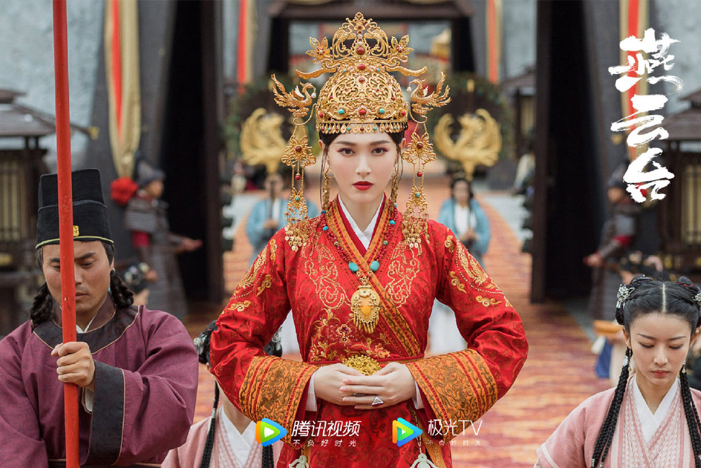 The Legend Of Xiao Chuo Chinese Drama Still 1