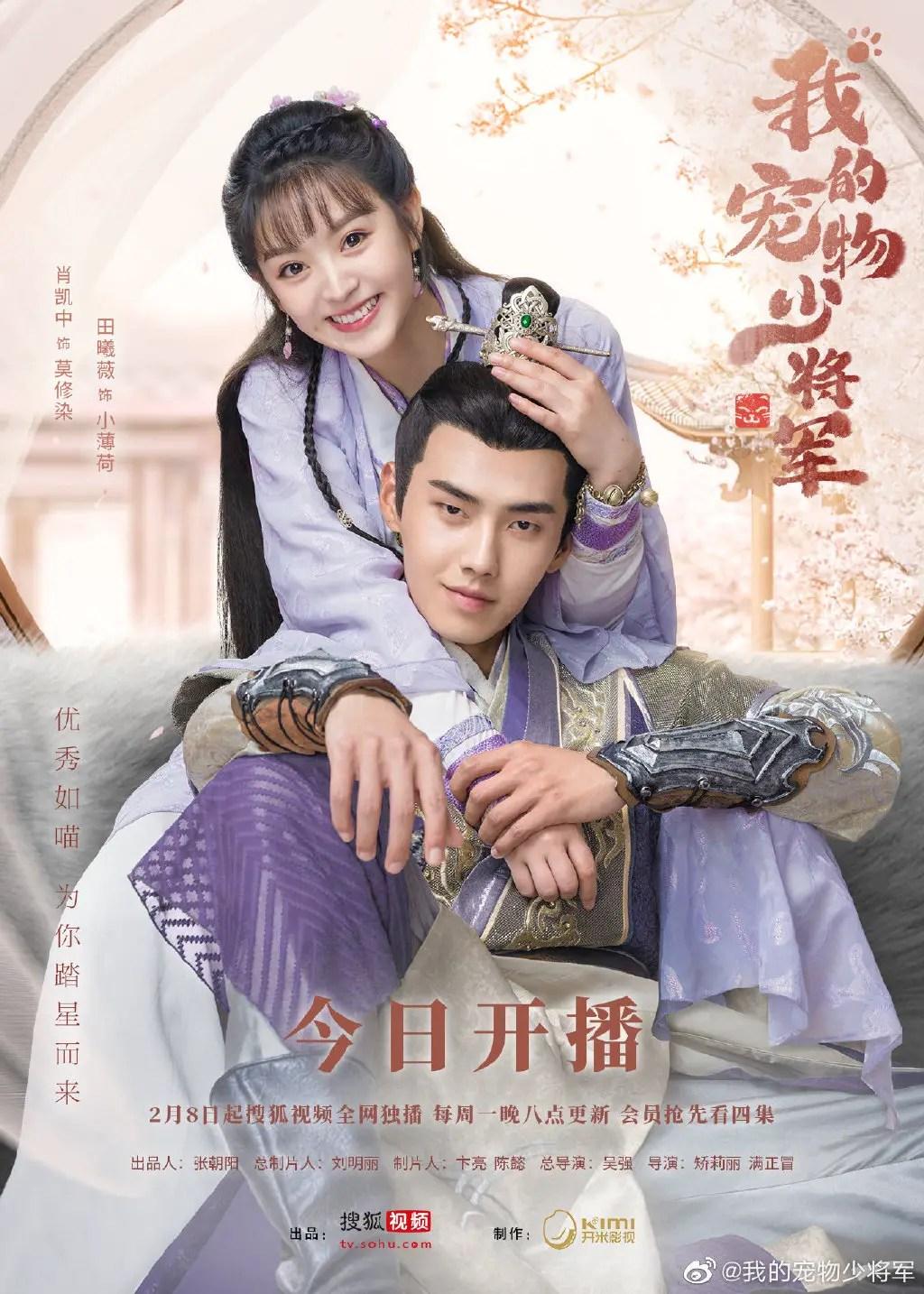 Be My Cat Chinese Drama - C-Drama Love - Show Summary