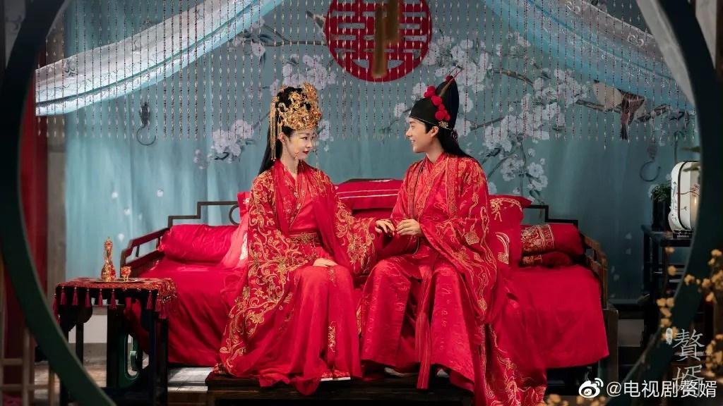 My Heroic Husband Chinese Drama Still 4