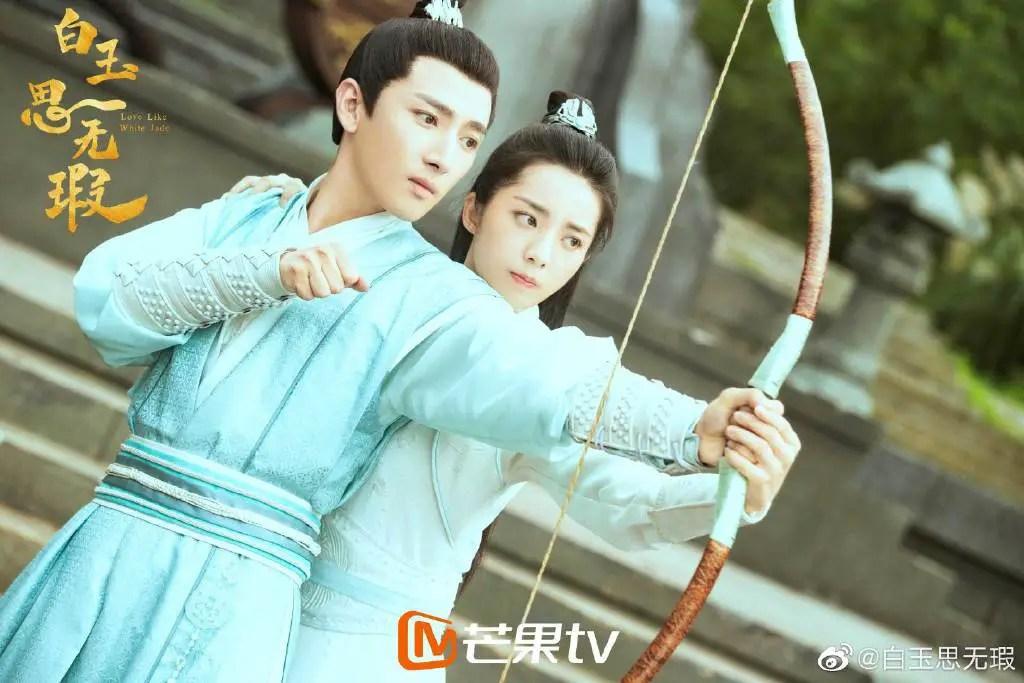 Love Like White Jade Chinese Drama Still 2