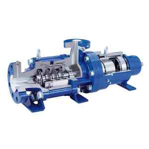 Side channel pump capable for gas entrained liquids