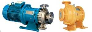 Our pump range