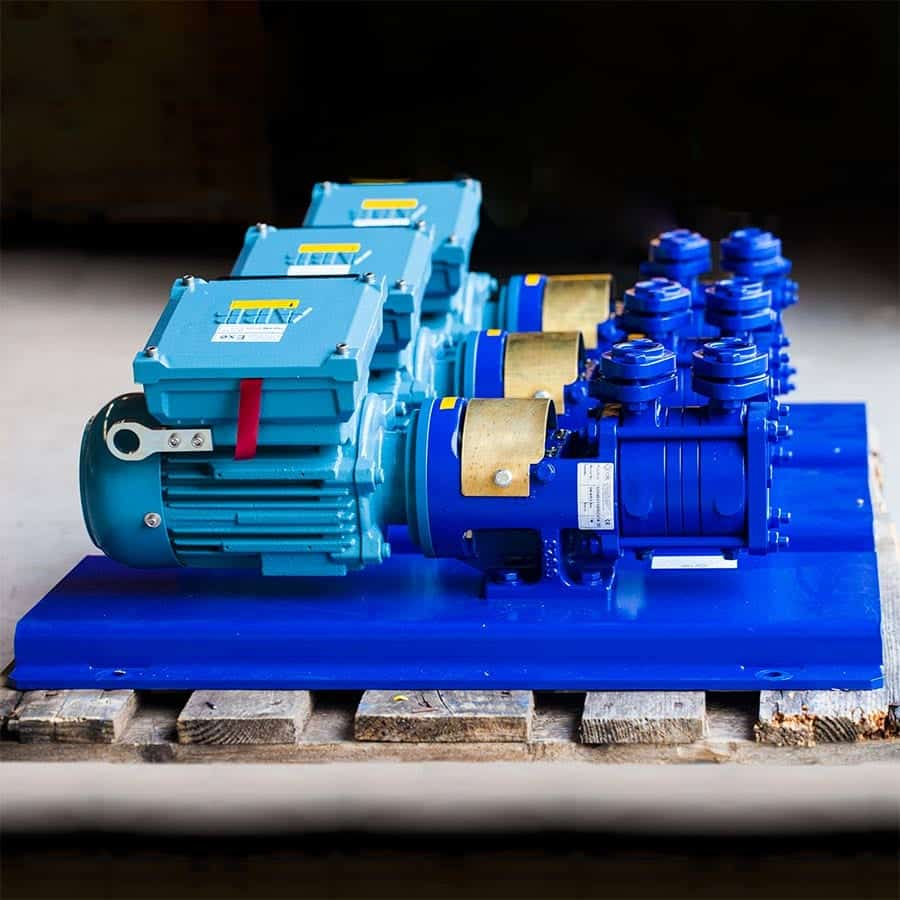side channel pumps by CDR Pumps