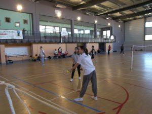 BF1 Badminton @ La Canourgue (Lozère)