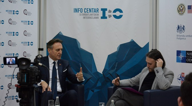 NATO protivnici žele nestabilnost