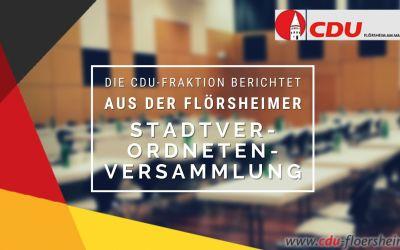 Stadtverordnetenversammlung: Flörsheimer Fraktionen einigen sich auf Pairing-Verfahren