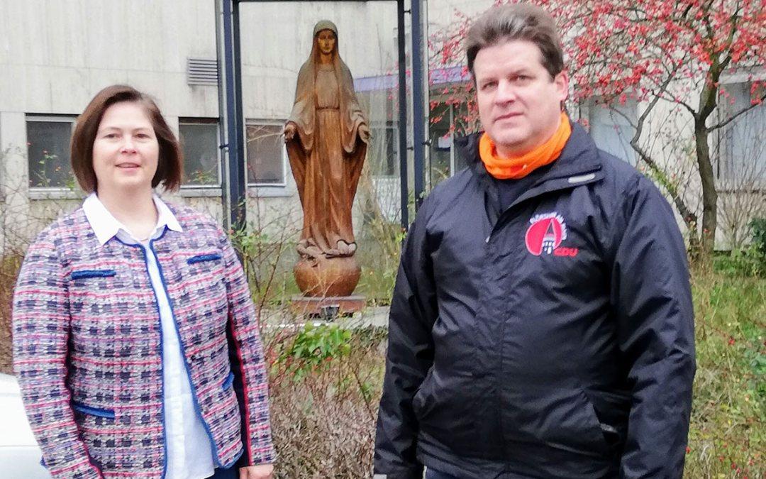 Flörsheimer CDU-Ortsbeirat on Tour