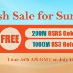 Group logo of July 13 RSorder Free 1000M Enjoying RuneScape Gold for Sale Giveaway is Coming