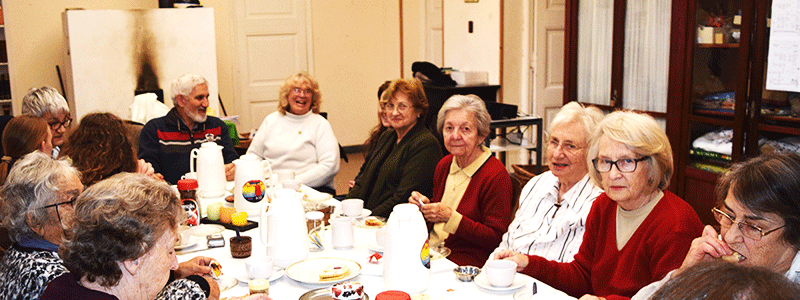 Reunion damas Ceam