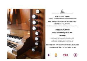 Concierto 18MAR2018