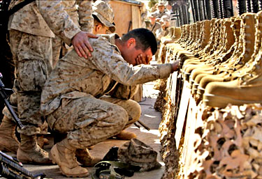 Yet another reason to withdraw from Afghanistan... Photo: wagingnonviolence.org