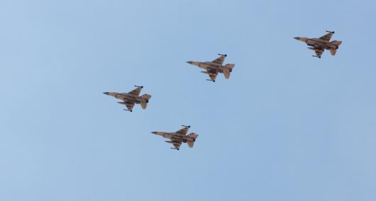 Israeli F-16s