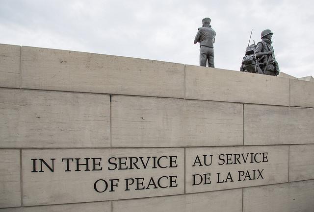 PeacekeepingMonumentOttawa