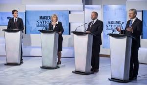 Federal Leaders debate