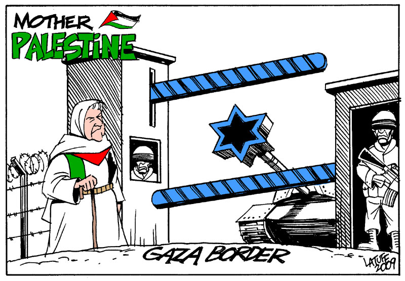Mother palestine