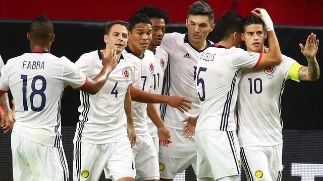 A Colômbia se sagrou vitoriosa no confronto.