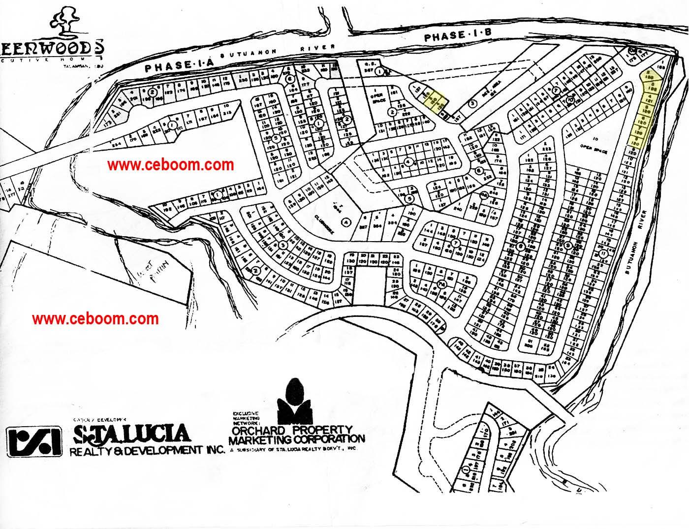 Cebu Real Estate Properties Greenwoods Executive Homes