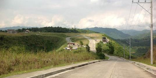 Overlooking Lot For Sale At Vista Grande, Pardo, Cebu City
