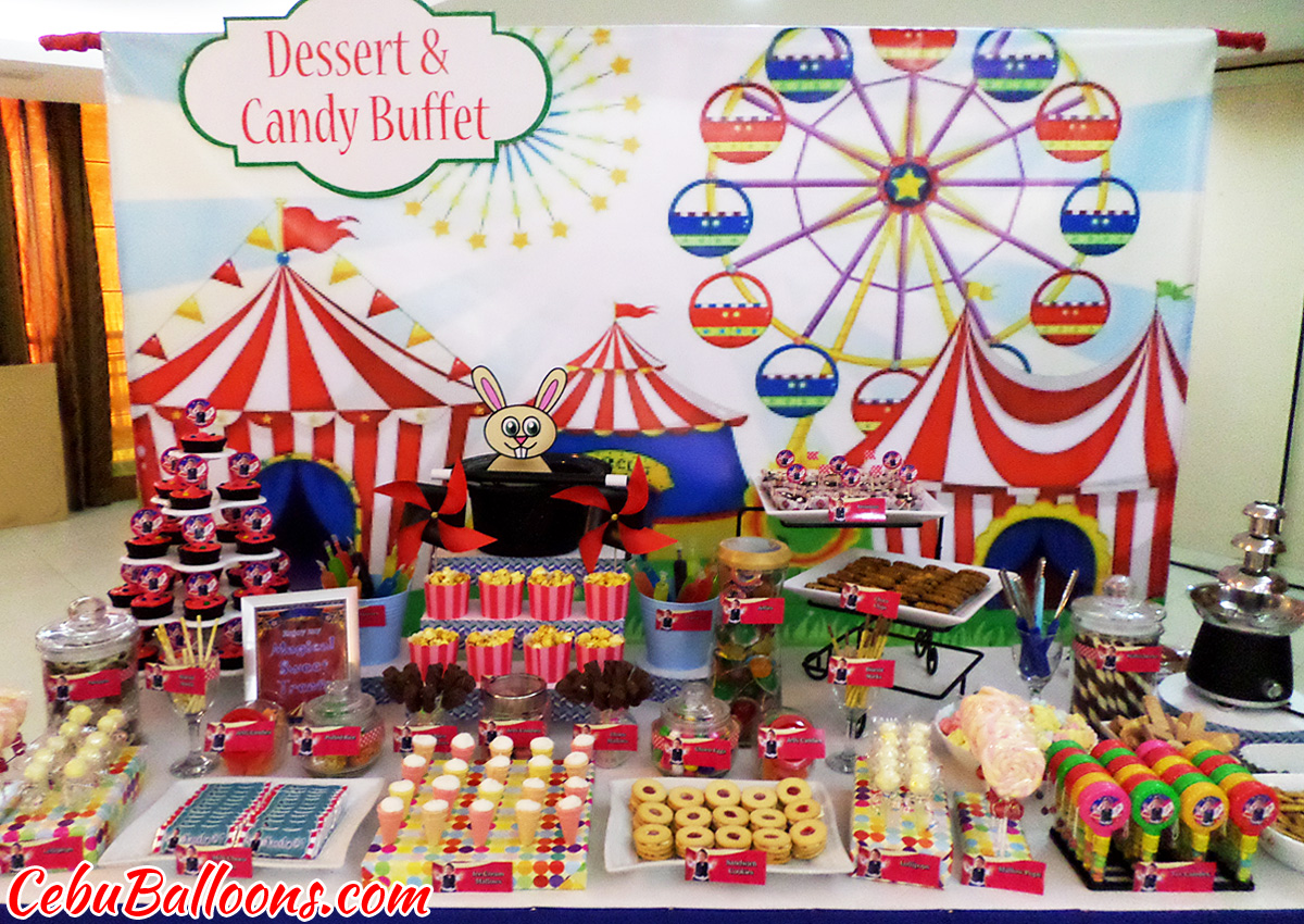 Dessert Buffet Decors Cake Pastries Amp Can S