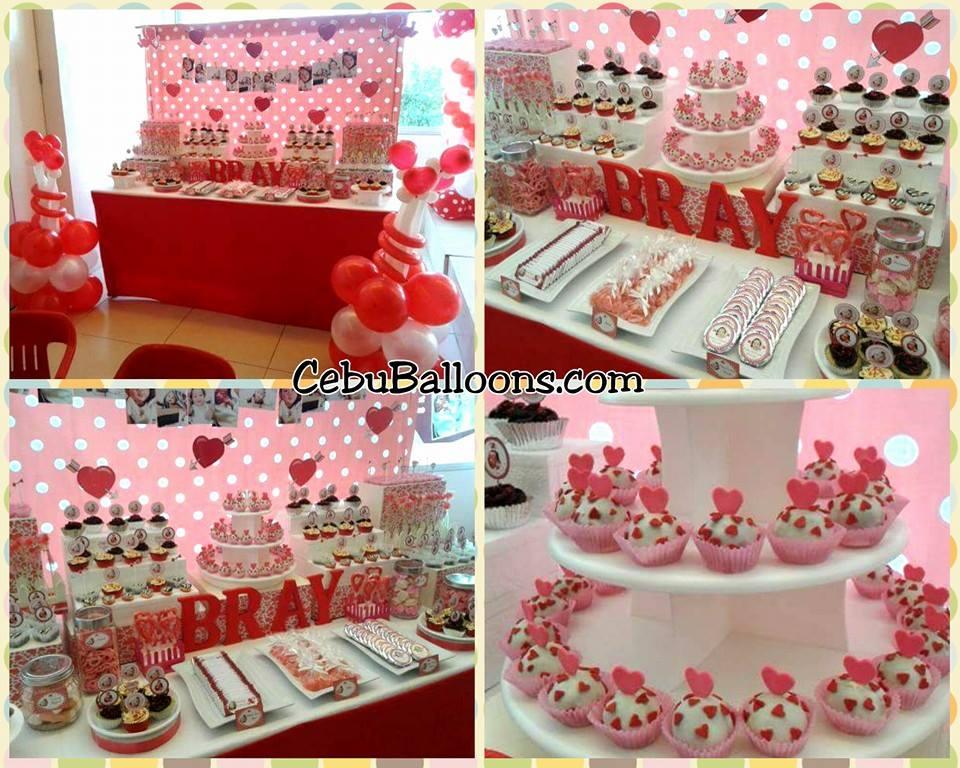 Dessert Buffet Decors Cake Pastries Amp Candies Cebu