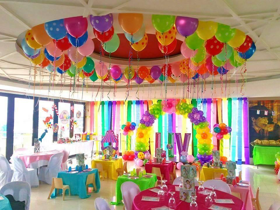 Birthday Decoration Ideas Home Boy