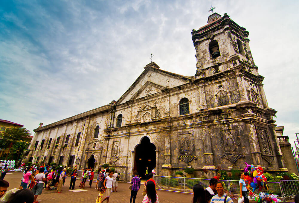 Visita Iglesia 7 Old Churches To Visit In Cebu This Holy Week Cebu Wanderlust