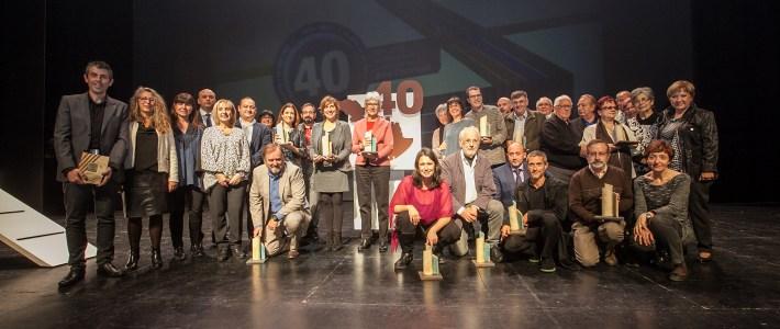 90 candidatures rebudes als IX Premis de Reconeixement Cultural del Baix Llobregat