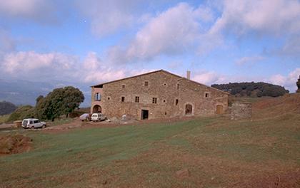 """Inauguració de l'exposició """"Construint el territori. Arquitectura tradicional i paisatge a Catalunya"""""""