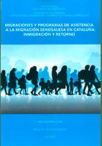 """CONFERÈNCIA """"La immigració a Europa per via marítima. El cas dels senegalesos"""""""