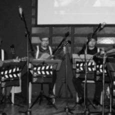 """LluíRL'art amb el grup de música """"Banda Sonora De Plectre"""""""