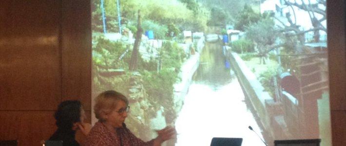 """El CECBLL intervé al curs """"Camins d'Aigua. Restauració i ús del patrimoni hidràulic"""""""
