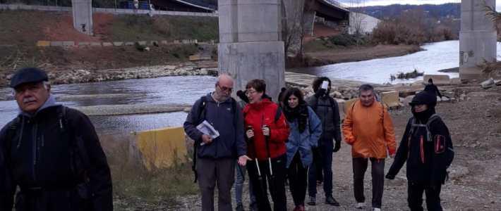 Itinerari – REC VELL, MOLÍ DE L'ARGEMÍ, MOLÍ CAPDEVILA, FÀBRICA FERRER I MORA