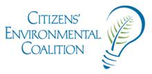 Citizens' Environmental Coalition Logo