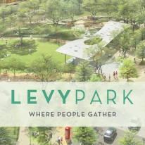 Image result for levy park logo