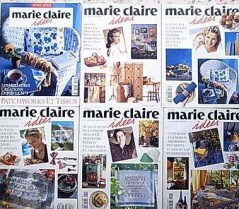 Marie Claire Idees   マリクレール・イデー 12冊セット」